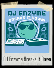 DJ Enzyme Breaks It Down T-Shirt