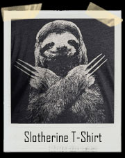 Slotherine Sloth T-Shirt