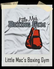 Little Mac's Boxing Gym (Punch Out) T-Shirt