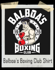 Rocky Balboa's Boxing Club 1976 T-Shirt