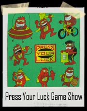Press Your Luck Game Show Shirt