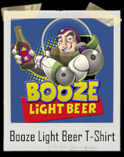Drunk Story Booze Light Beer Buzz T-Shirt