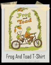 Kermit The Frog & Toad T-Shirt