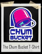 The Chum Bucket Fast Food Spongebob T-Shirt