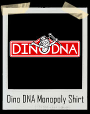 Jurassic Parker Brothers Monopoly Dino DNA T-Shirt