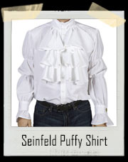 Seinfeld Puffy Shirt Costume