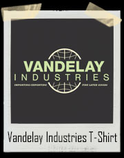 Vandelay Industries Importig and Exporting Fine Latex Goods Seinfeld T-Shirt