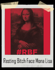 #RBF Mona Lisa T-Shirt