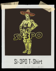 Si-3PO C3PO Star Wars T-Shirt