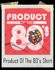 Product of the 80s Righteous Rubik's Cube T-Shirt