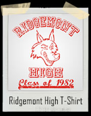 Fast Times At Ridgemont High Class Of 1982 Wolf T-Shirt