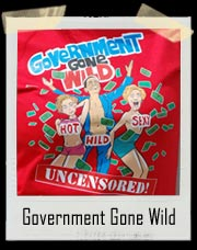 Government Gone Wild - Bankrupt Baller Making It Rain IOUs T Shirt