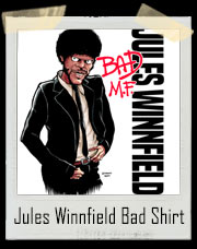 Jules Winnfield Bad Mother Fucker Pulp Fiction Inspired T-Shirt