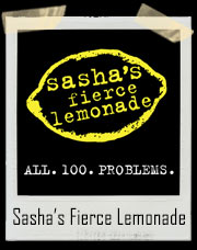 Sasha's Fierce Lemonade Beyonce T-Shirt