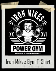 Iron Mikes Power Gym T-Shirt