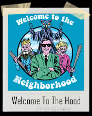 Welcome To The Neighborhood Mister Rogers Neighborhood Inspired T-Shirt