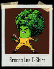 Brocco Lee - Bruce Lee Inspired T-Shirt