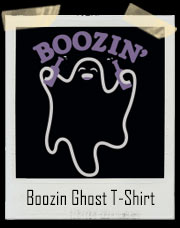 Boozin Ghost T-Shirt