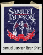 Samuel Adams Jackson Beer T-Shirt