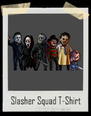 Slasher Squad T-Shirt