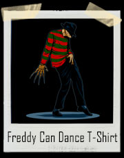 Freddy Krueger Can Dance MJ T-Shirt