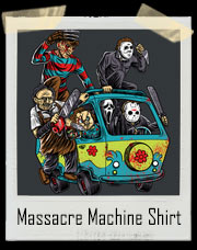 The Massacre Machine T-Shirt