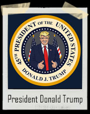 President Donald J Trump 45th President Of The United States
