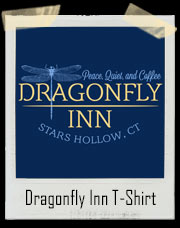 Dragonfly Inn Gilmore Girls Inspired T-Shirt