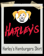 Harley's Hamburgers Suicide Squad / Wendys Inspired T-Shirt