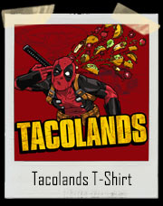 Tacolands - Deadpool and Borderlands mash up Game Cover