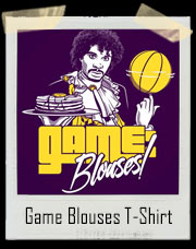 GAME BLOUSES Dave Chappelle / Prince Inspired T-Shirt