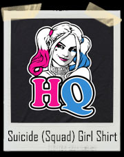 Harley Quinn Suicide Squad Girl T-Shirt