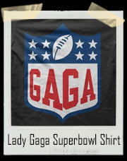 Lady Gaga Superbowl T-Shirt