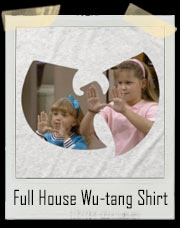 Full House Wu-tang Clan T-Shirt