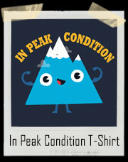 In Peak Condition Mountain Gym T-Shirt