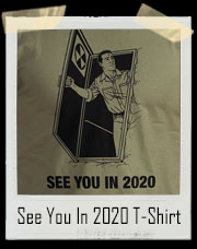 See You In 2020 Bomb Shelter T-Shirt