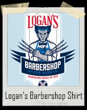 Logan's Barbershop T-Shirt