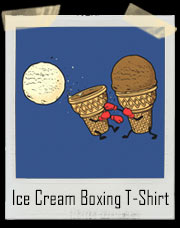 Victory Ice Cream Boxing T-Shirt