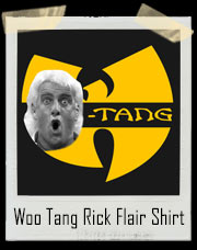 Woo Tang Nature Boy Ric Flair T-Shirt