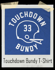 Touchdown Al Bundy Football T-Shirt