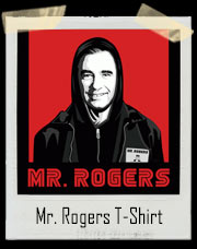 Mr. Robot / Mr. Rogers Mashup T-Shirt