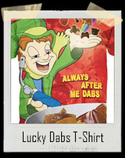 Lucky Dabs All Over Print T-Shirt