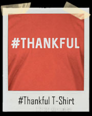 Hashtag Thankful T-Shirt