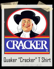 "Quaker Oats Guy ""Cracker"" T Shirt"