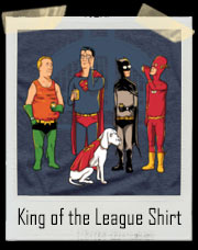 King of the League T-Shirt