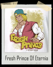 Fresh Prince Of Eternia T-Shirt