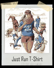 Just Run Forrest T-Shirt