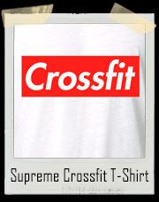 Supreme Crossfit Gym T-Shirt