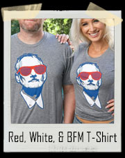 Red, White, & Bill Fucking Murray T-Shirt