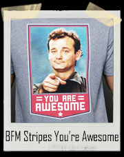 BFM Stripes You Are Awesome T-Shirt